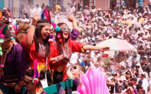Etapa 1: Carnaval de Negros y Blancos