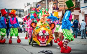 Carnavalito: Carnaval de Negros y Blancos