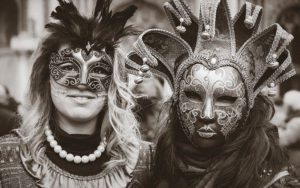 Origen: Carnaval de Negros y Blancos