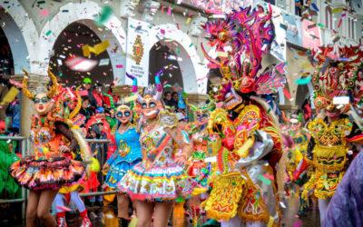 El gran Carnaval de Oruro, Bolivia