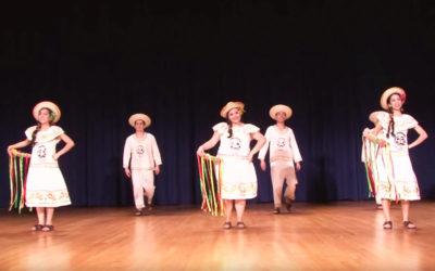 Danza Chovena Boliviana