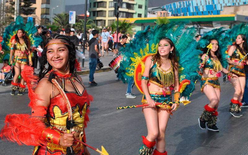 Danza Tobas Bolivia