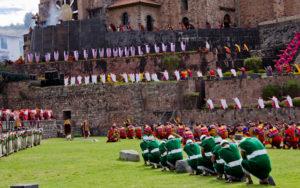 Inti Raymi - Coricancha
