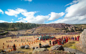 Inti Raymi - Sacsayhuamán