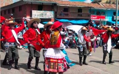Danza Auqa Chileno