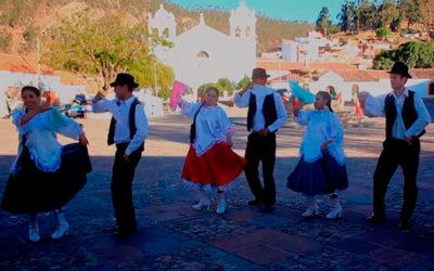 Danza Bailecito