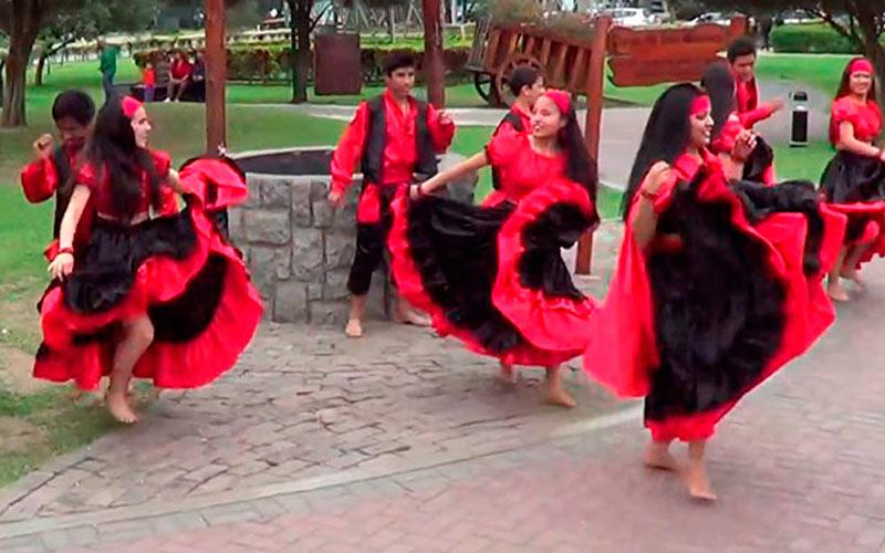 Danza Brujas de Cachiche