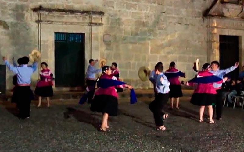 Danza Cashua Cajamarquina
