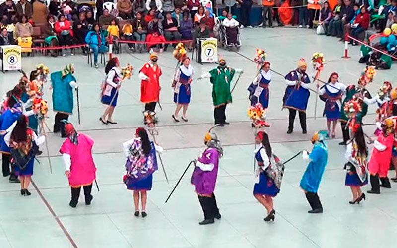 Danza Chunchos de Yauyos