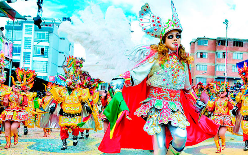Danza Diablada