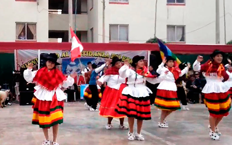 Danza Herranza de Huañec