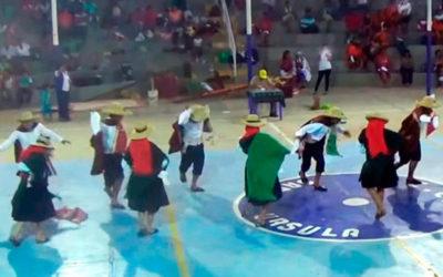 Danza Las Hilanderas de Huancabamba