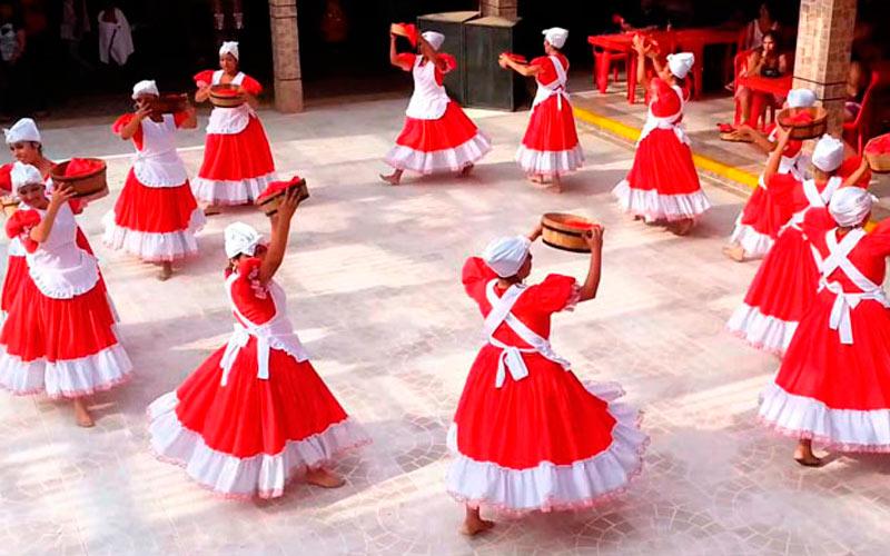 Danza Lavanderas