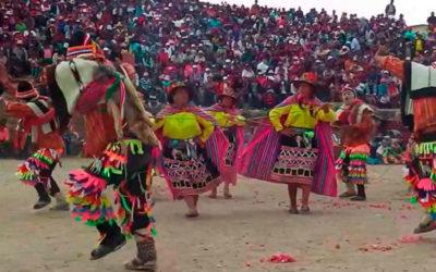 Danza Llameritos de Chumpi