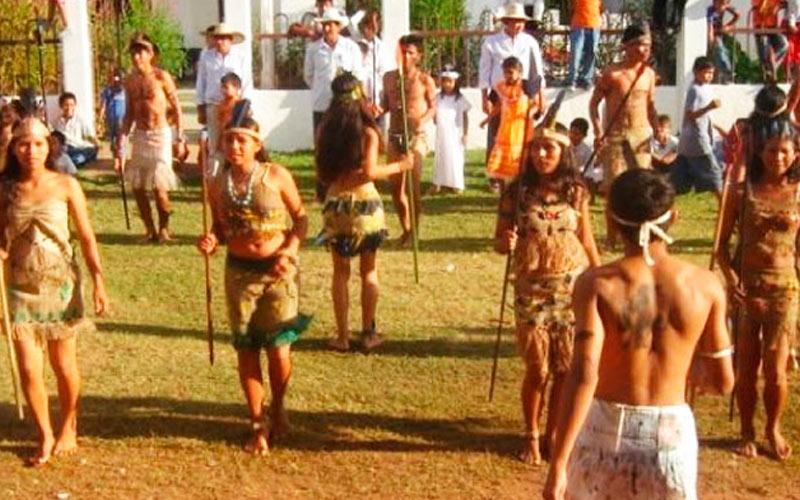 Danza Los Bárbaros