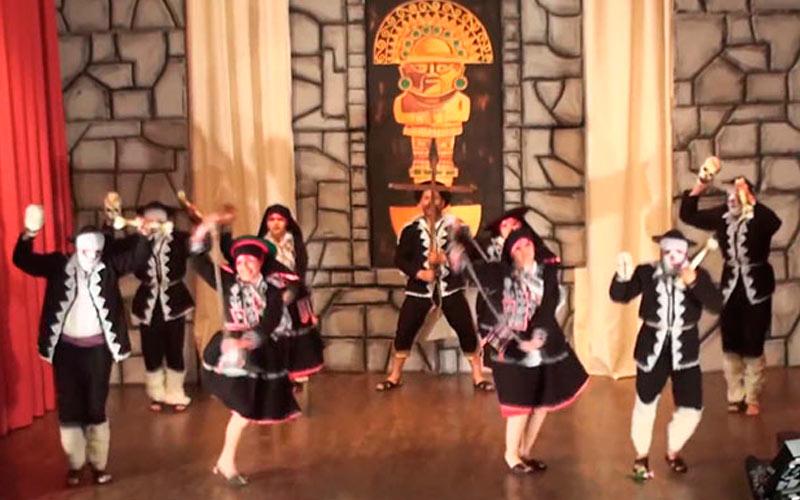 Danza Machu LLaquini Tusuy