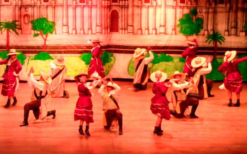 Danza Montonero Arequipeño