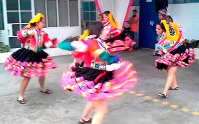 Danza Qashwa de Umuto