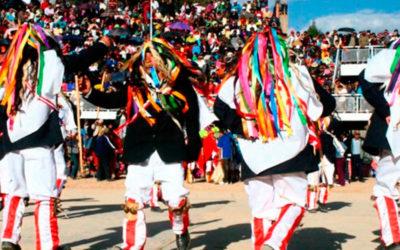 Danza Rukus de Canchapampa