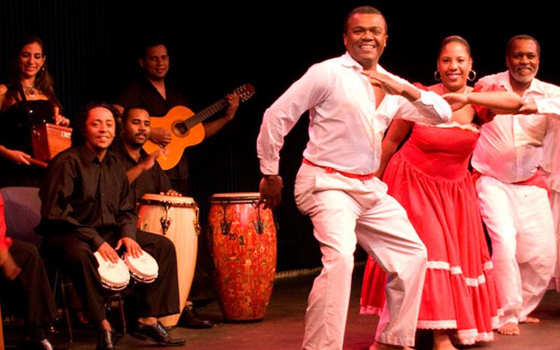 Danza Samba Landó