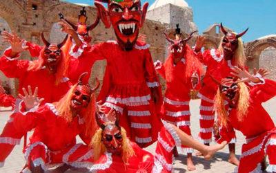 Danza Son de los Diablos