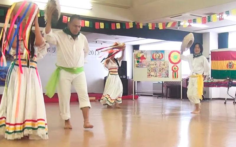 Danza Taquirari