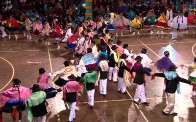Danza la Pandilla puneña
