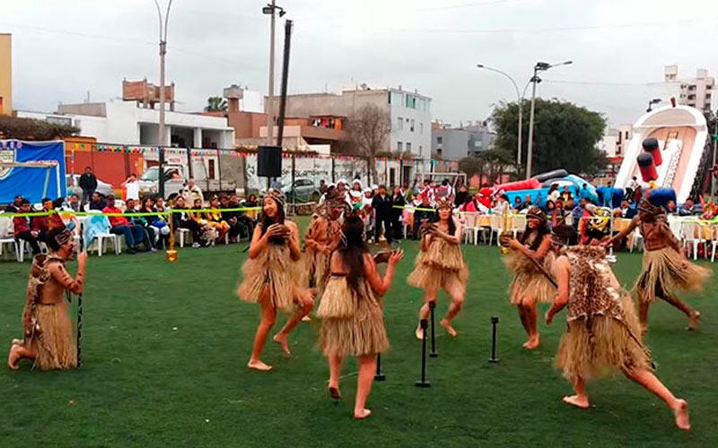Danza los Carapachos