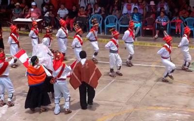 Danza los Chunchos de Cajamarca