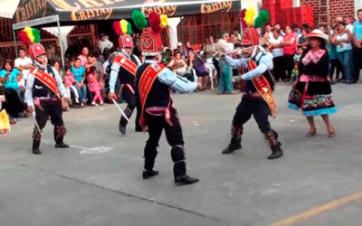 Danza los Huanquillas de Pomabamba