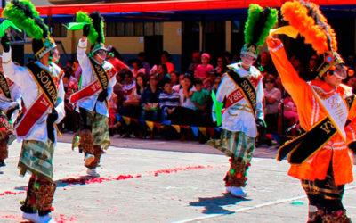 Danza los Shacshas de Huaraz