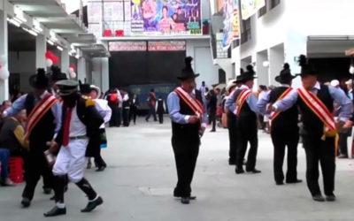 Danza los Negros de Malvas