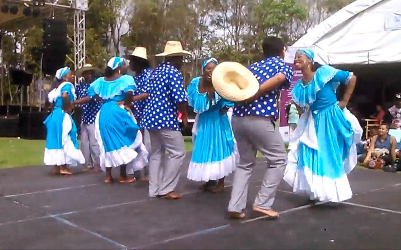 Danza Abozao