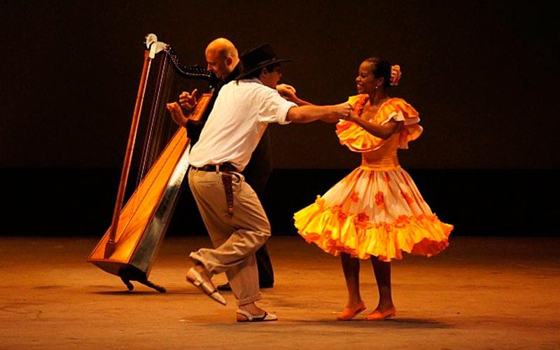 Danza Joropo Colombia