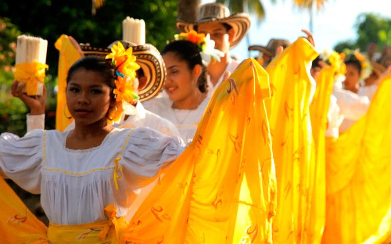 Danza Porro Colombiano