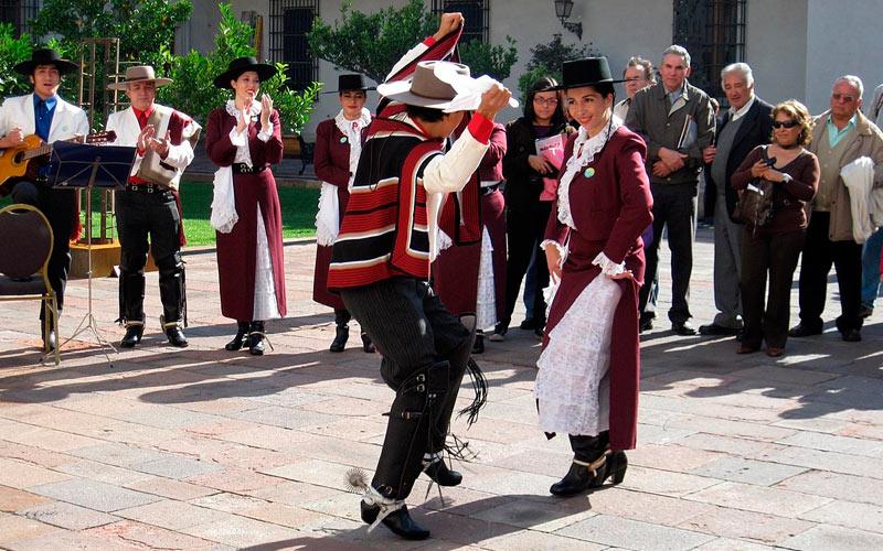 Danza La Cueca